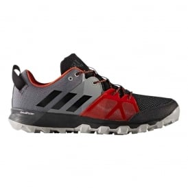 Adidas Men's Kanadia 8.1 Trail Core Black/Energy