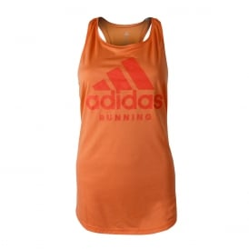 ADIDAS Women's Category Tank Orange
