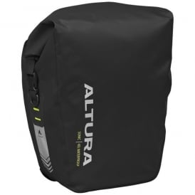 Altura Sonic 40 Waterproof Pannier Bag Black