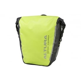Altura Nightvision 20 Waterproof Pannier Bag Yellow