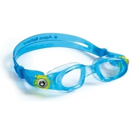 Aqua Sphere Moby Kid Clear Lens Aqua/Lime