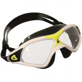 Aqua Sphere Seal XP 2 Clear Lens White/ Yellow