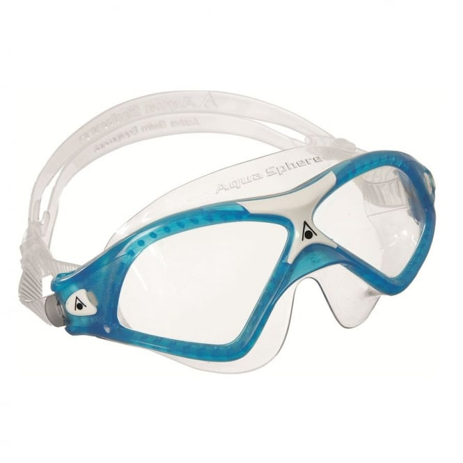 Aqua Sphere Seal XP2 Clear Lens White/ Blue