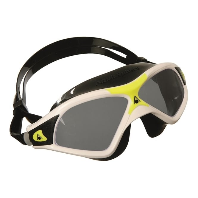 Aqua Sphere Seal XP2 Dark Lens White/Yellow
