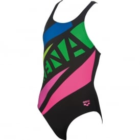 Arena Laser JR One Piece Girl's Swimsuit