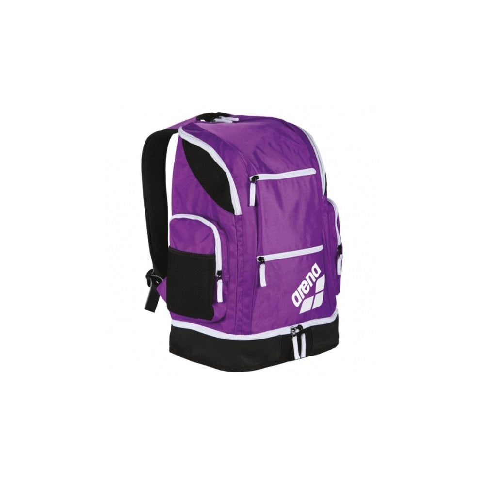 24fdfdeabf0 Arena Spiky 2 Large Backpack Purple - Swimming from The Edge Sports Ltd