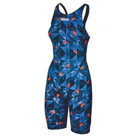 Arena Women's Powerskin ST 2.0 Full Body Short Leg Open Back