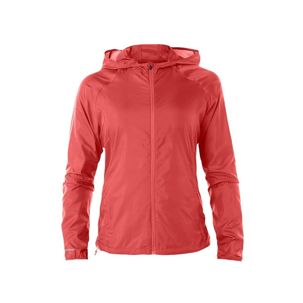 dramático Auckland Masacre  ASICS Women's Packable Jacket - Running from The Edge Sports Ltd