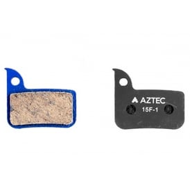 Aztec SRAM Red Hydraulic Road Organic Disc Brake Pads