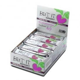 Beet It Sport Bar Box 25x40g