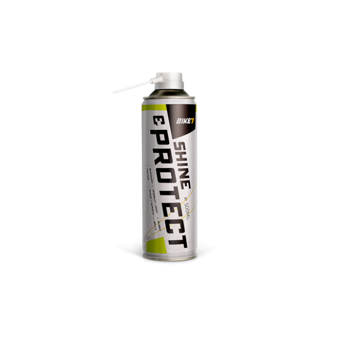 Bike 7 Shine & Protect 500 ml