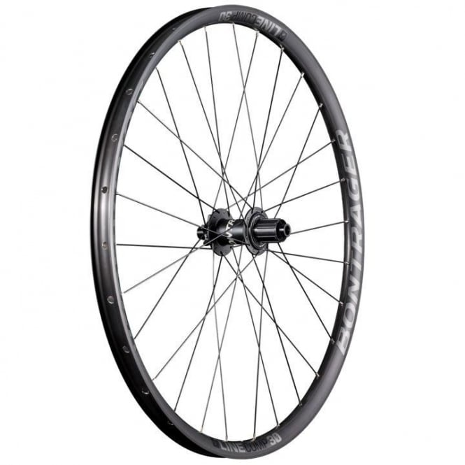 Bontrager Wheel Rear Line Comp 30 29D 148 Anthracite/Black