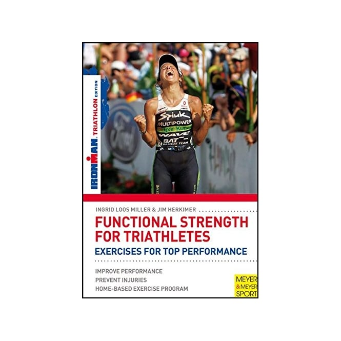 Books Functional Strength For Triathletes (Ironman)
