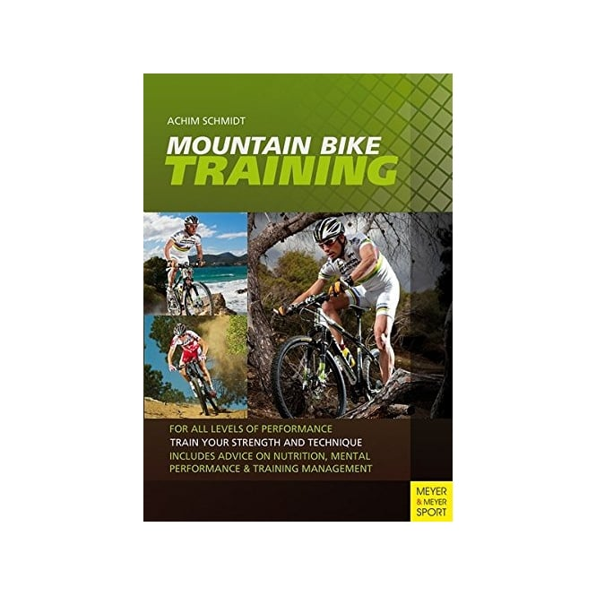 Books Mountain Bike Training: For All Levels of Performance