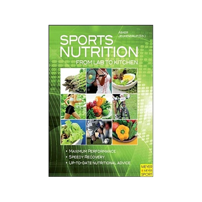 BOOKS_ORCA Sports Nutrition: From Lab to Kitchen