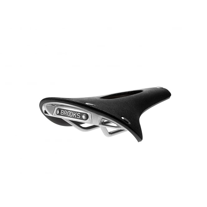 BROOKS C17 Cambium Carved Saddle Black