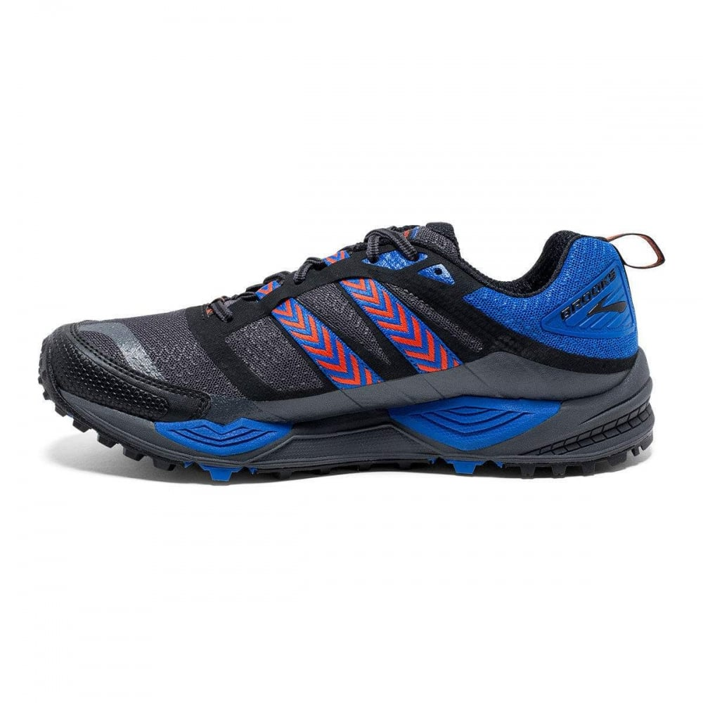 45c7b91bd61 BROOKS Men s Cascadia 12 Trail-Running Shoes - Running from The Edge ...