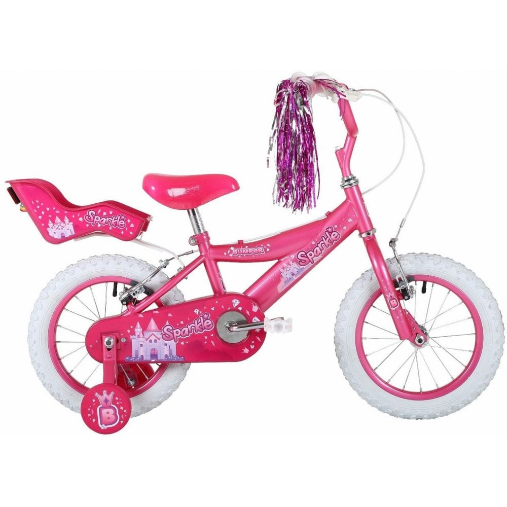 Pink Bumper Dolly Carrier