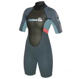 C-Skins Womens Element 3/2mm Shorty Wetsuit