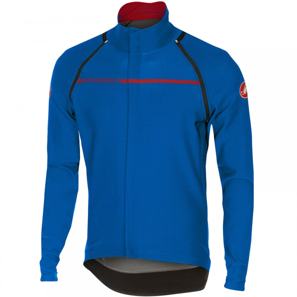 89bf53d5a Castelli Men s Perfetto Convertible Jacket - Cycling from The Edge ...