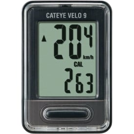 Cateye Velo 9 Cycling Computer