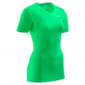CEP Women's Wingtech Short Sleeve Shirt