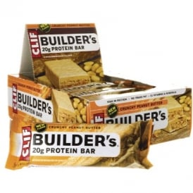 Clif Builder's Bar: Chocolate Box of 12