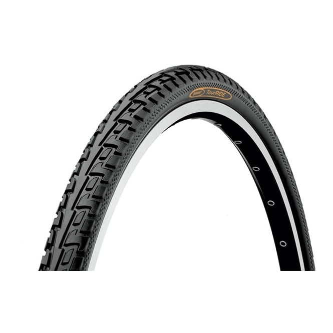 Continental Tour Ride 700 X 42C Tyre Black