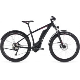 Cube Access Hybrid Pro Allroad 500 black´n´berry 2018