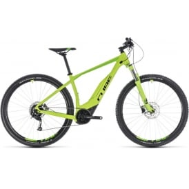 CUBE Acid Hybrid ONE 400 29 green/blk 2018