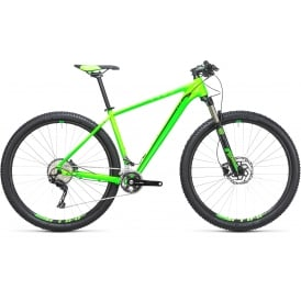 CUBE LTD Pro 2x green´n´black 2017
