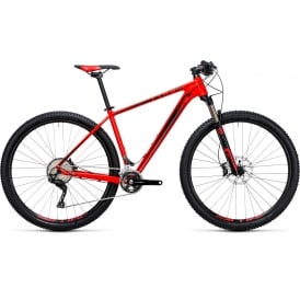 CUBE LTD Race 2017 Red/Black