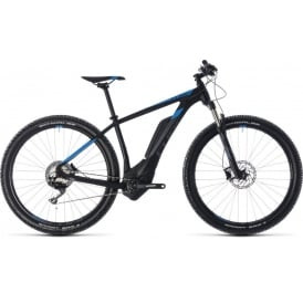 CUBE Reaction Hybrid Race 500 black/blue 2018