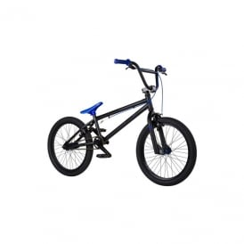 Cuda 25/ Nine BMX Bike Black/Blue