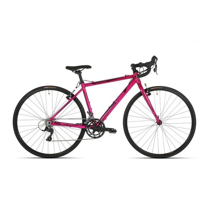 Cuda Performance CP700R Junior Road Cyclo Cross Bike 700c Wheel Purple