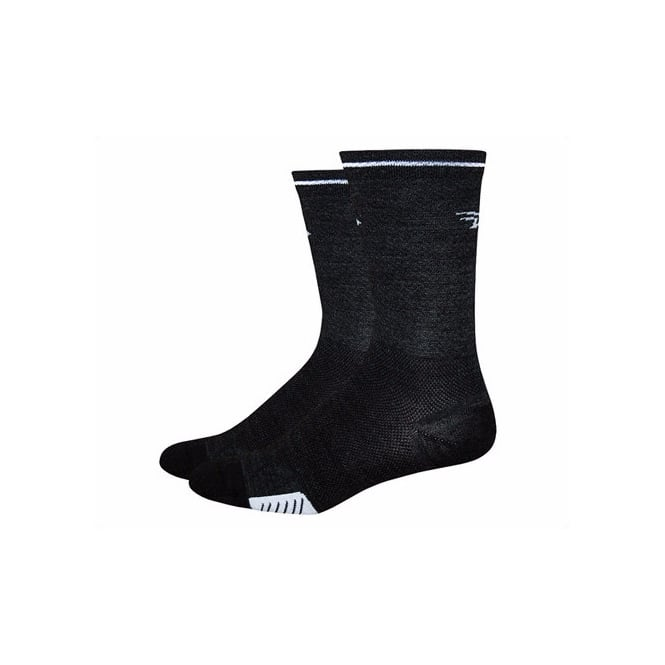 DeFeet Cyclismo Thermocool with Reflective Socks