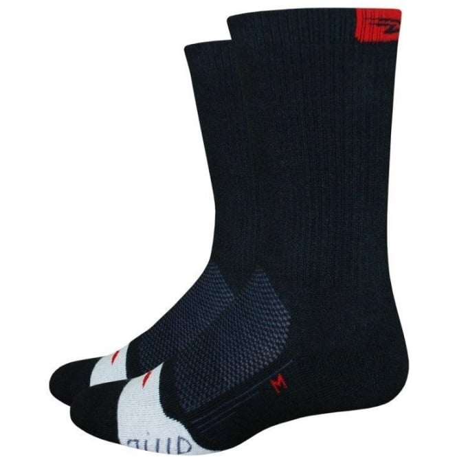 DeFeet Thermeator 6'' D-Logo Socks