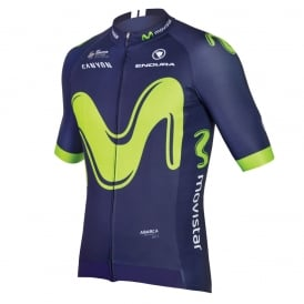 ENDURA Movistar Team S/S Jersey
