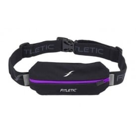 Fitletic Single Pouch Lycra Mini Sports Belt