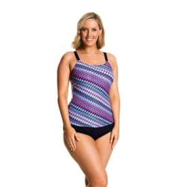 Funkita Form Scoop Neck Tankini
