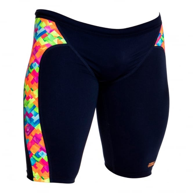 19f7b01a73 Funkita Funky Trunks Training Jammers - Swimming from The Edge ...