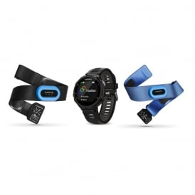 Forerunner 735XT Bk/G Triathlon Bundle