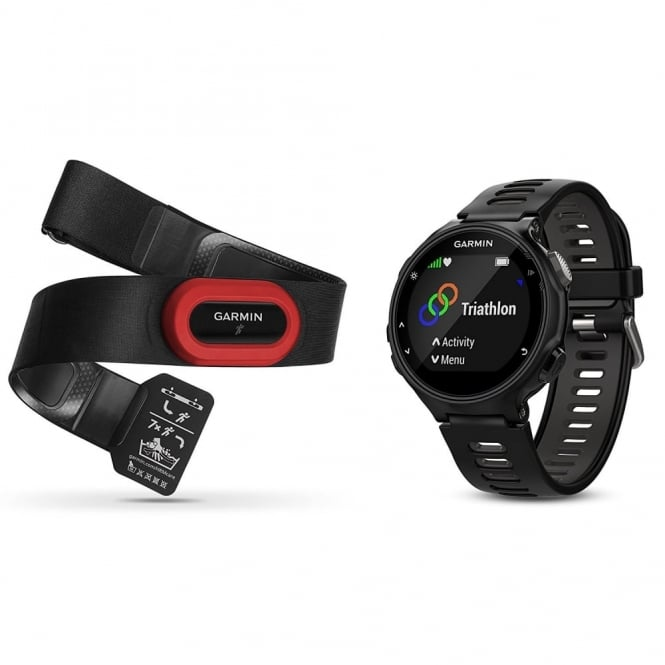 Garmin Forerunner 735XT Bundle