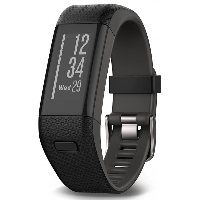 Garmin vívosmart® HR+ Black XL
