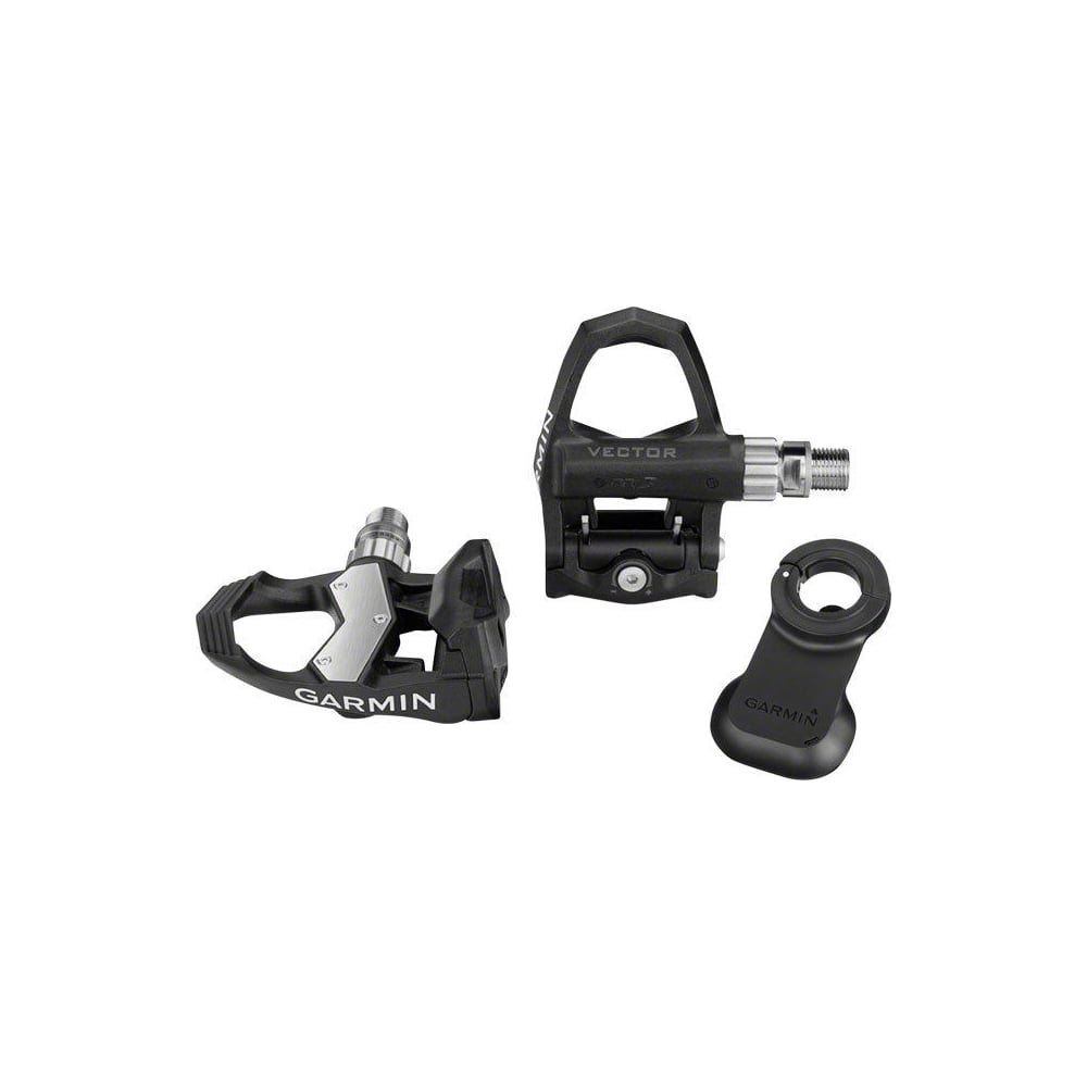 Power Meter Pedals >> Vector 2s Power Meter Pedals Black Silver