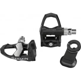 Garmin Vector™ 2S Power Meter Pedals Black/Silver