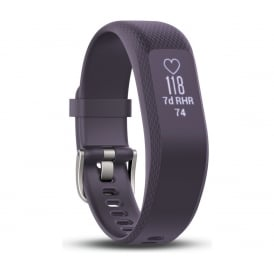 Garmin Vivosmart 3 Purple Regular Fitness Activity Tracker