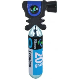 Geniune Innovations Air Chuck Plus Co2 Inflator Black/Blue
