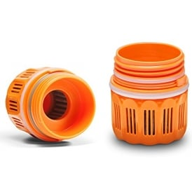 Grayl Purifier Cartridge Orange