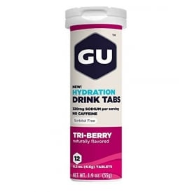 GU Energy Labs Brew Electrolyte Energy Drink Tablets